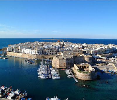 Gallipoli, la perla dello Jonio